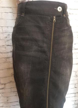 d7b3129834e Джинсовые юбки макси 2019 - купить недорого вещи в интернет-магазине ...