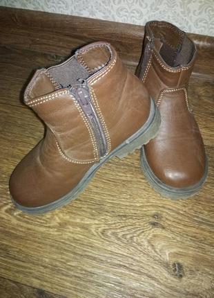 Детские ботинки осень/весна