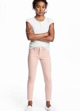 Оригинальные джинсы-superstretch skinny fit jeans от бренда h&m разм. 158 (12-13лет)