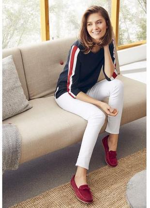 Белые джинсы skinny р.36, 28-32 esmara германия