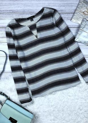 Распродажа!новая шикарная полосатая блуза atmosphere
