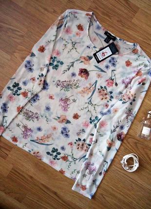 Блуза new look, размер (18, 46, 14)