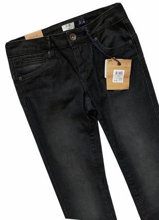 Sale / новые качественные джинсы ovs slim fit италия/ брюки узкие