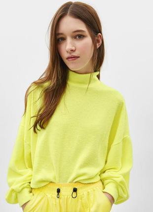 Скидка на новый свитер bershka