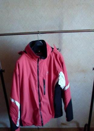 Мужская горнолыжная куртка highroad ( usa ), защищающая от падений, с нижней подстёжкой.