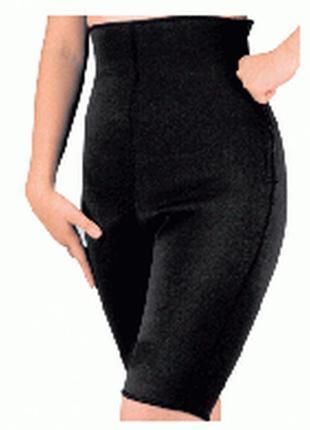 Утягивающие трусы-шорты с высокой талией, корсет,корректировающее бедра и живот