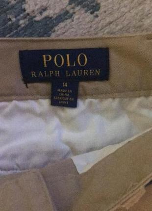 Шорты на мальчика polo ralph lauren на 13-14 лет, новые!5