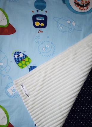 Детский плед (плед-одеялко)