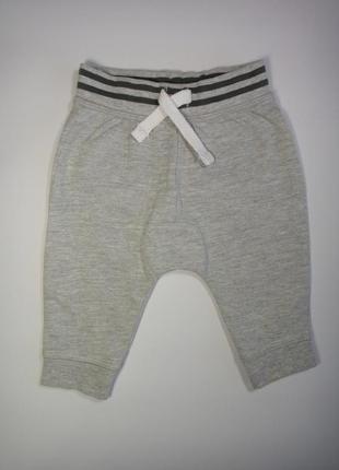Спортивные штаны tu до 3 мес, 56-62 см