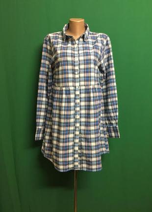 Демисезонное платье-туника bik bok с карманами