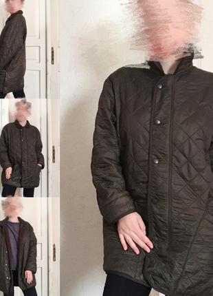 Barbour куртка стеганка оригинал