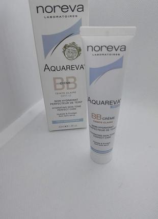 Аптечный тональный крем noreva aquareva bb по скидке