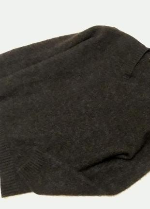 Теплый кашемировый свитер jjb benson