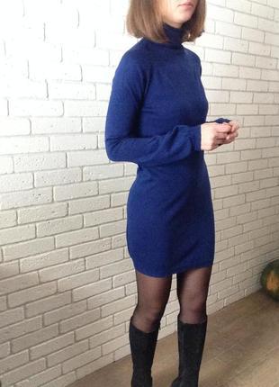 Трикотажное платье s1