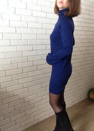 Трикотажное платье s5