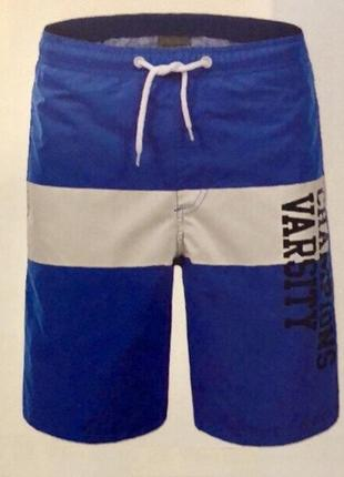 Пляжные шорты для мальчиков подростковые