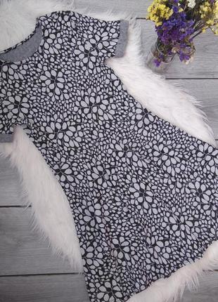 Club l фирменное платье черно серое короткое нарядное s 36 8 44 m 38 10 46