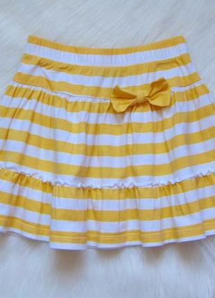 George. размер 2-3 года. яркая юбка для девчоки
