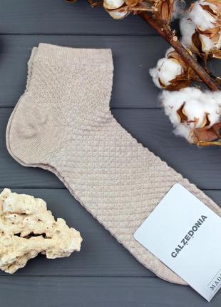 Итальянские носочки с узором calzedonia