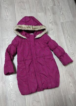 Курточка демисезонная на флисе куртка пальто