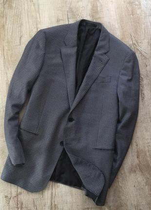 Фирменный оригинальный пиджак armani collezioni
