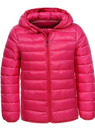 Куртка стеганная весенняя для девочек .