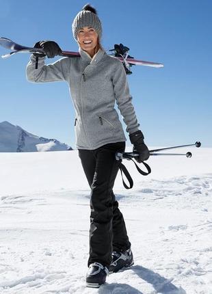 Фирменные лыжные брюки от  tcm tchibo.германия. оригнал