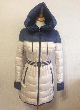 Куртка жен. очень теплая,р.xs-s,зима