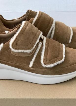 Ботинки , сникерсы, кроссовки ugg ashby spill seam sneaker угг оригинал