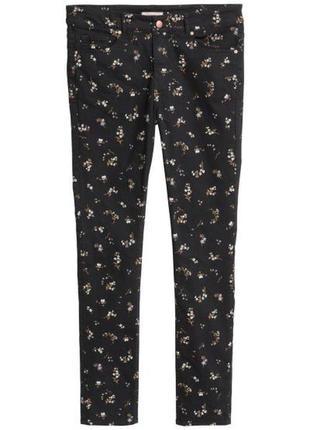 Оригинальные брюки от бренда h&m разм. 50