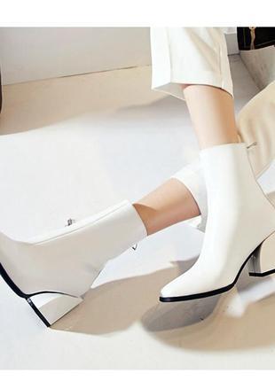 Ботиночки в стиле 60-х