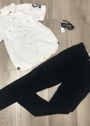 Спортивные брюки для мальчика оригинал h&m