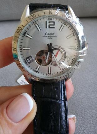 Часы garde ruhla automatic 10642
