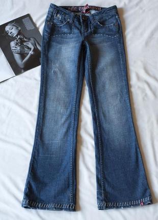 Стильные и удобные синие джинсы esprit, размер s