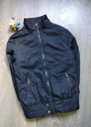 134/140p tcm бомбер демисезонная куртка ветровка