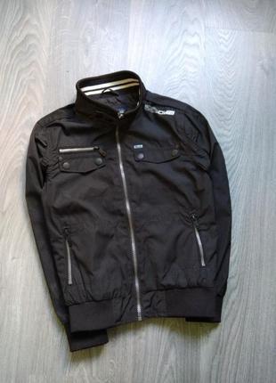 140р бомбер ветровка демисезонная куртка