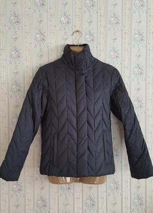 Куртка пуховик от sergio tacchini, раз 40-42