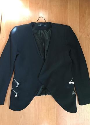 Пиджак, жакет черный