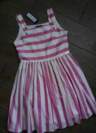 Новое платье m&s 10-11лет 146см с бирками  англия