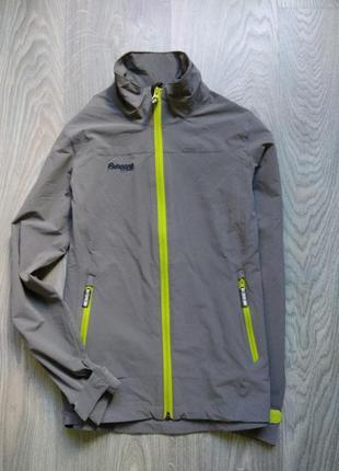152р bergans ветровка демисезонная куртка