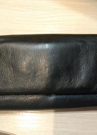 Удобный кожаный кошелек