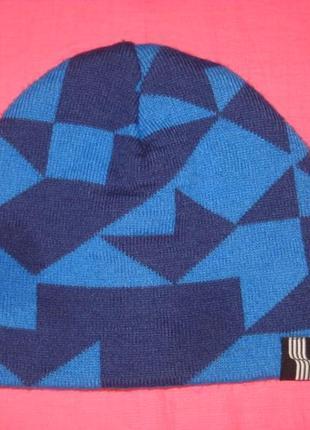 Двойная шапочка h&m на 4-6 лет