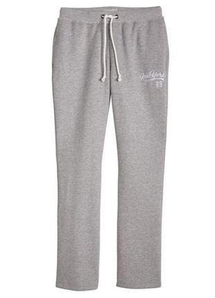 Сірі спортивні штани (м/л, євро 40-42)