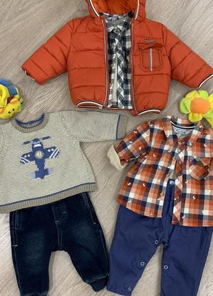 Круты стильные вещички для вашего малыша 😌