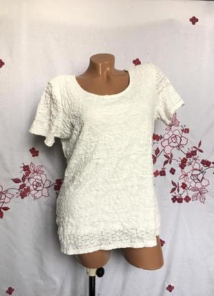 Новая футболка ажур - распродажа 🔥 много брендовой одежды!