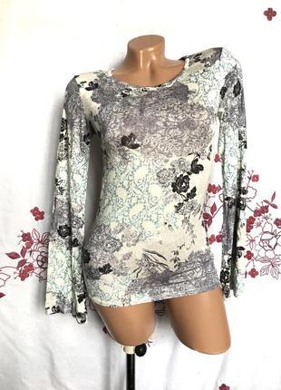 Кофта принт - распродажа 🔥 много брендовой одежды!