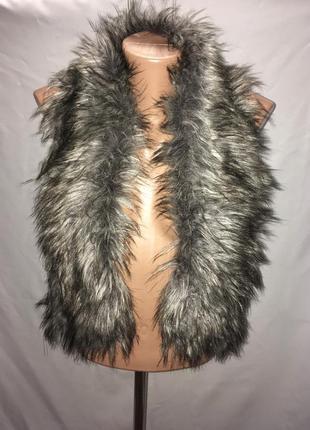 Длинный воротник для пальто 13х109 см