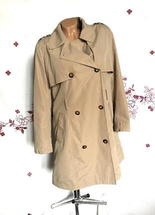 Пальто тренч камел - распродажа 🔥 много брендовой одежды!