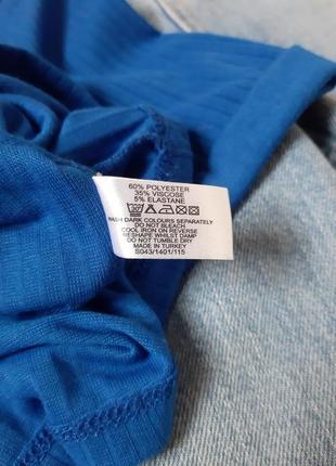 Новая  синяя футболка с тигром secret5 фото