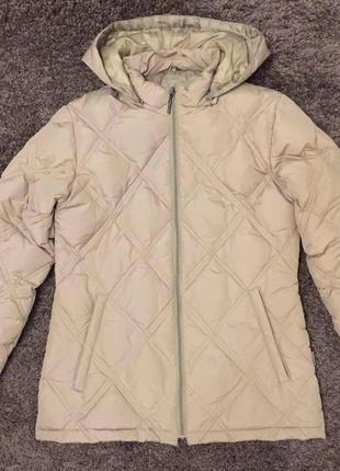Стильный легкий куртка-пуховик с капюшоном street one 38m